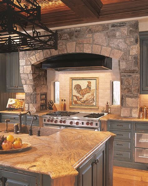 Tuscan Style Kitchen Curtains 17 Best Ideas About Tuscany Kitchen On Tuscan Decor Traditional Kitchen Backsplash