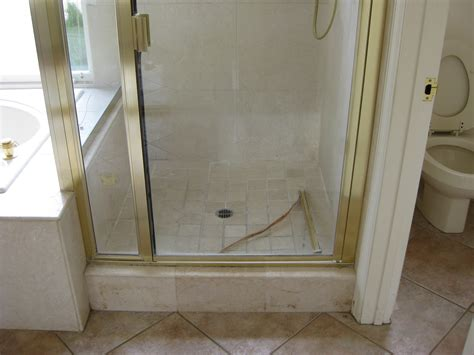 Shower Door Leaking Shower Door Leak Skipping Home Inspection For A Condo Think Again Based On These Photos
