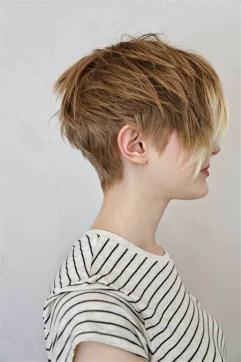 pin back a long pixie fringe 1001 ideas for beautiful hairstyles for short hair