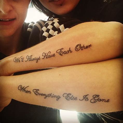 matching brother and sister tattoos 21 tattoos for siblings who are the best of