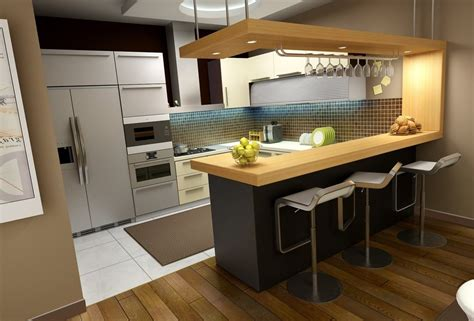 kitchen design with breakfast bar small kitchen design with breakfast bar kitchen and decor