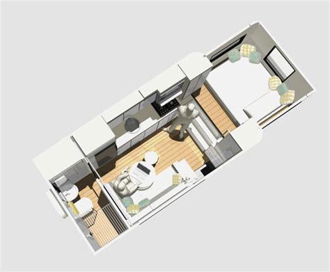 layout view custom rv designs a residential architect tackles a new