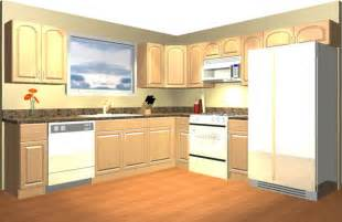 10 By 10 Kitchen Cabinets by 10x10 Kitchen Designs With Island Quotes