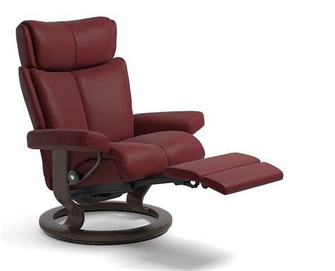 poltrone stressless stressless magic stressless leather recliner chairs