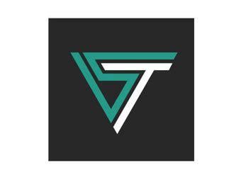 logo st design st logo seo services web app development graphic