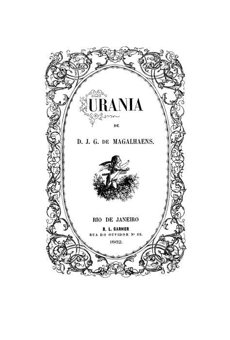 Biblioteca Brasiliana Guita e José Mindlin: Urania