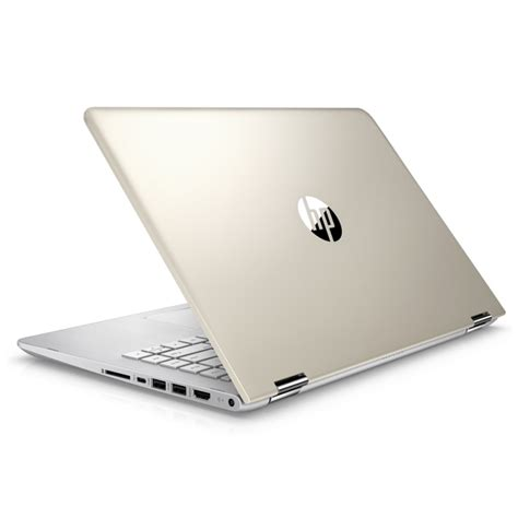 Hp Pavilion X360 Convertible 14 Ba004tx Gold hp pavilion x360 i5 14 fhd touch laptop gold no dedicated graphics card computer maniabd