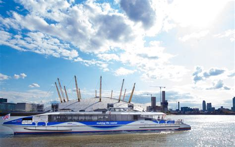 thames clipper driver about river bus transport for london