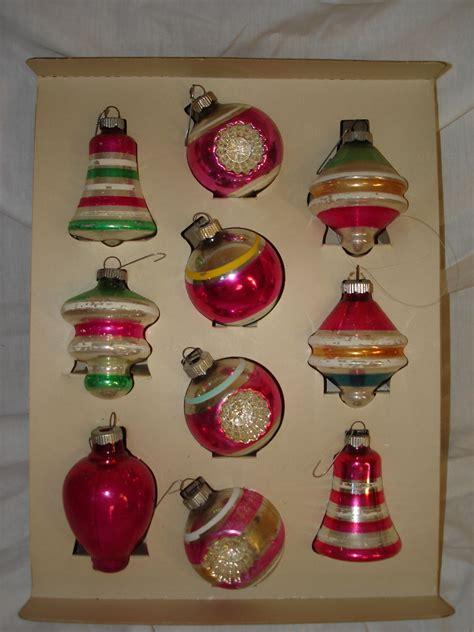 1950s christmas ornaments vintage 1950 s tree ornaments vintage tree