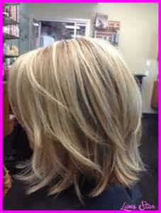 medium hair styles with layers back view medium haircuts with layers back view hairstyles