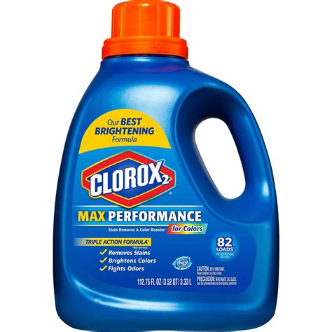 ezneeds clorox 2 maxperformance laundry stain remover