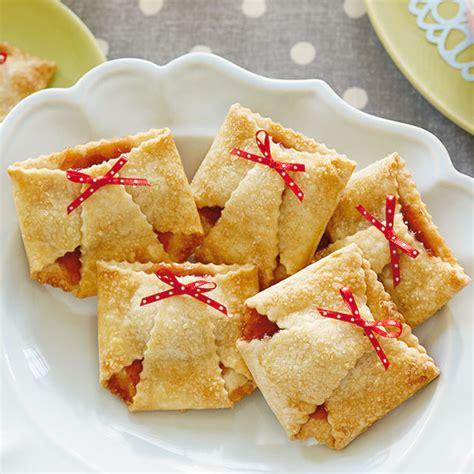 Diaper Strawberry Tarts Recipe Hallmark  Ee  Ideas Ee   Inspi Ion