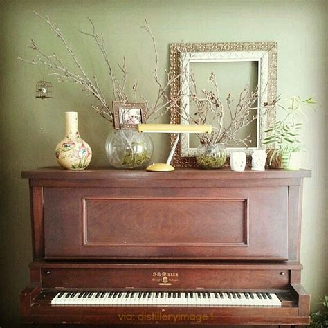 Piano Decor by 25 Best Ideas About Piano Decorating On Piano