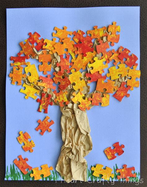 fall crafts with five fall crafts for of the light academy