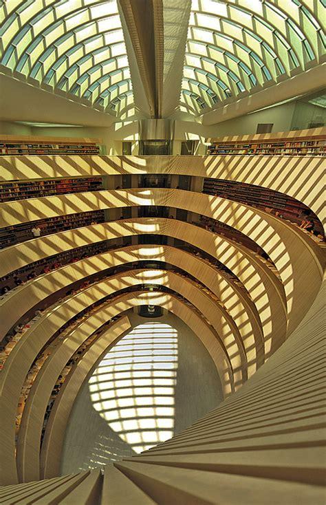 bibliothek weiß calatrava bibliothek des rechtswissenschaftlichen