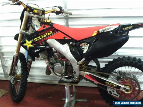 Honda Cr125 For Sale by 2004 Honda Cr For Sale In The United Kingdom