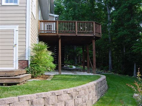 how to level a hilly backyard lot with steep backyard cary cul de sac sale home raleigh durham chapel hill