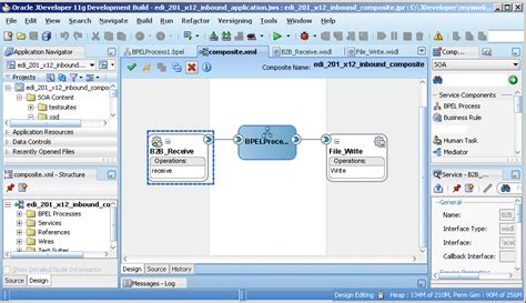 oracle tutorial pdf 11g getting started with oracle b2b