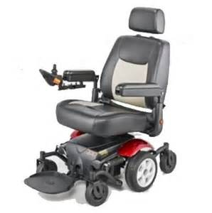 Standard Desk Width Merits Vision Sport Mid Wheel Drive Power Wheelchair