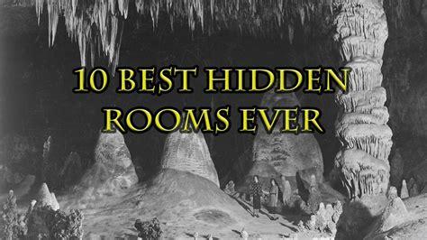 top 10 secret rooms 10 best rooms