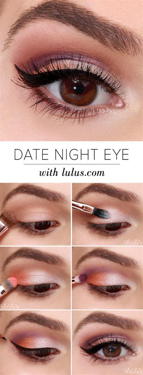 tutorial makeup lulu lulu s how to date night eyeshadow tutorial lulus com