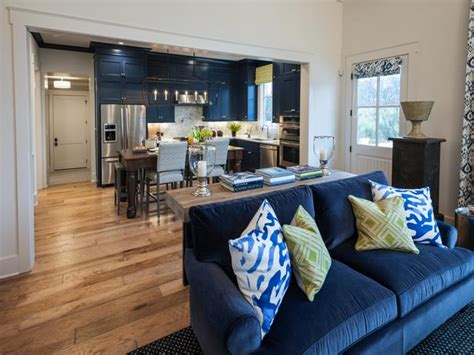 smart ideas of kitchen and living room in one place what do you think of hgtv s smart home in nashville