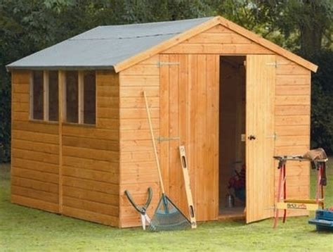 8 x 10 gable shed plans plans free loafing shed building