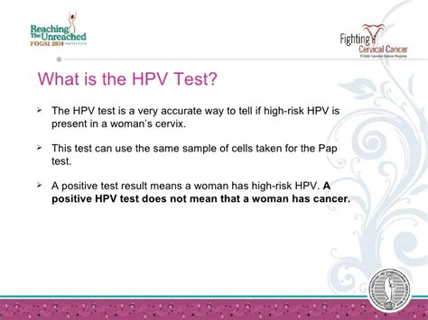 hpv test what is hpv high risk test