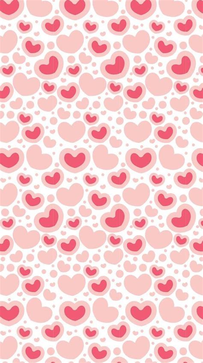 de corazones rosas y rojos sobre un fondo blanco imagenes sin 17 mejores im 225 genes sobre fondos de pantalla en pinterest