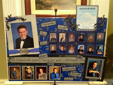 picture board ideas 60 best images about party graduation picture board on