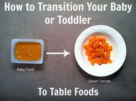 table foods for baby how to transition your baby or toddler to table foods
