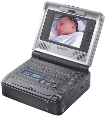 lettore cassette hi8 sony gv d800 walkman