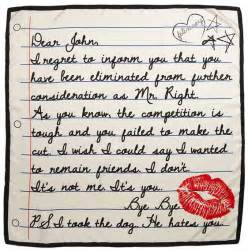 Break Up Letter To Controlling Boyfriend A Break Up Letter Scarf Be A Good Girl And Share This