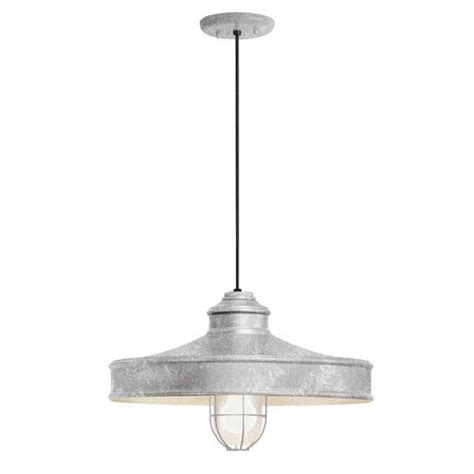 galvanized outdoor light fixtures galvanized light fixture bellacor