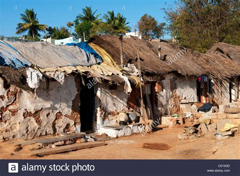 buying houses in india rural indian village houses andhra pradesh india stock photo royalty free image