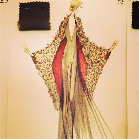 fashion illustration valentino fashion sketches valentino and haute couture on