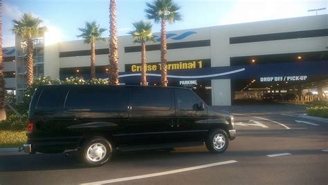 Port Canaveral Car Service by Transportation Shuttle Services Orlando Airport To Port