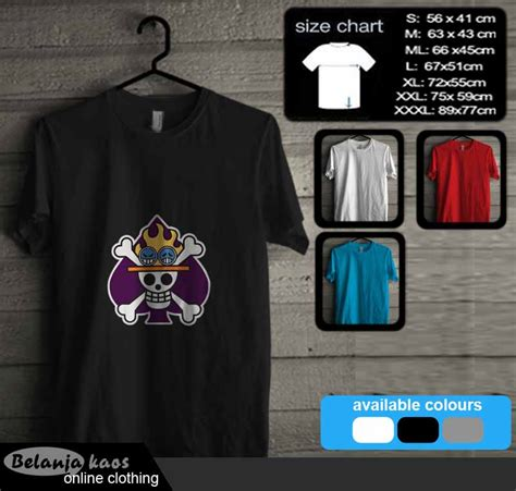 Kaos Distro Ace Kalung kaos portgas d ace one on72 baju kaos distro