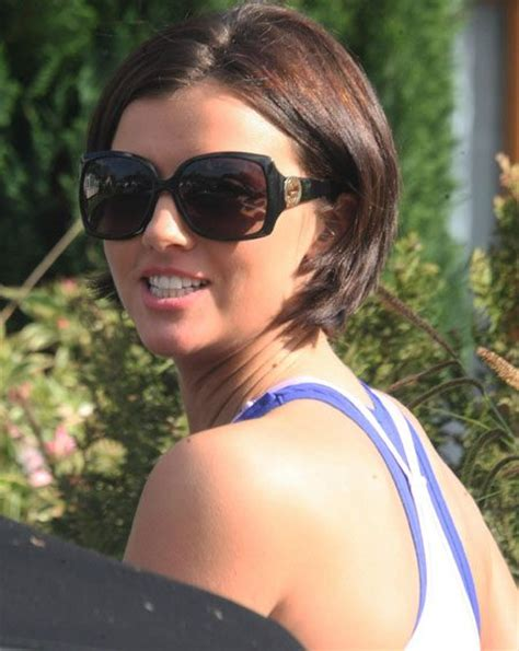 hairdo meck length lucy mecklenburgh gushes i love my new hair as she heads