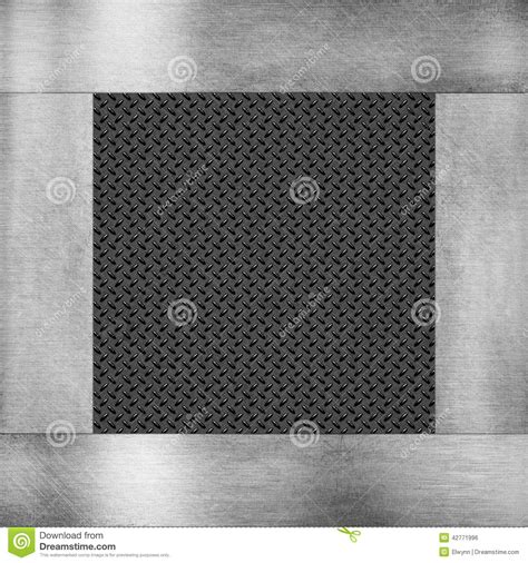 metal template metal template stock illustration image 42771996