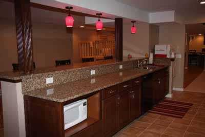 fantastic basement kitchen ideas in cost to build a kitchenette heartland remodeling contact us for home remodeling and