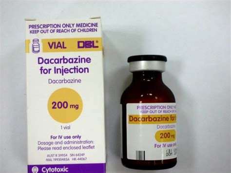 Obat Ossoral 200 Mg berbagi kesehatan dacarbazine injeksi obat anti