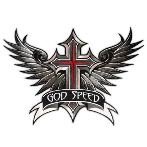 Jaket Nevada Original New Arrivals vegasbee 174 godspeed winged cross wings christian biker