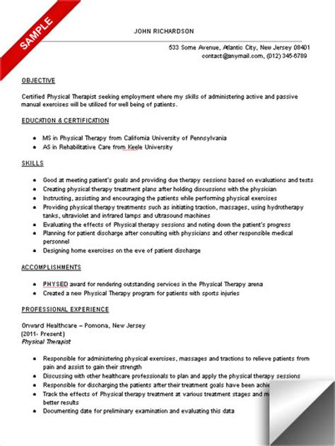 therapist resume examples templates franklinfire co