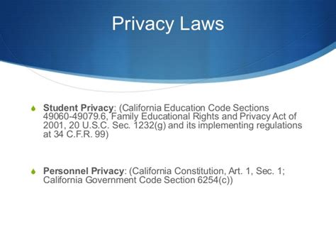 california government code section 6254 when bad things happen to good schools