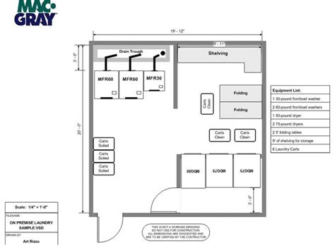 laundry equipment layout on premises laundry room design layout services