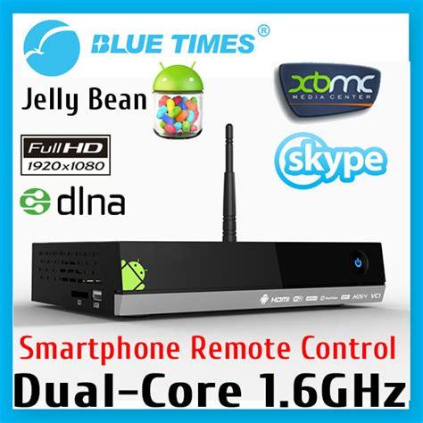 best android xbmc remote bluetimes mx5 dual android 4 2 2 tv box xbmc media