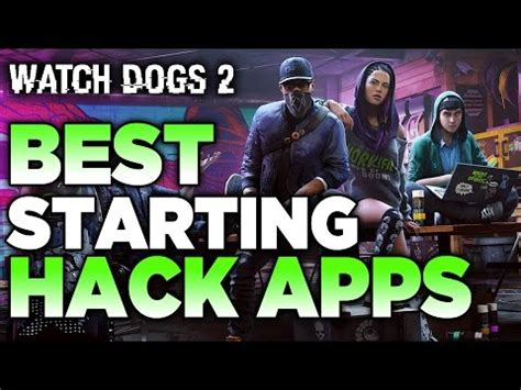 dogs hack app xbox one