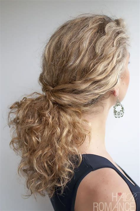 everyday curly hairstyles hair romance 17 best images about curly hair romance on pinterest