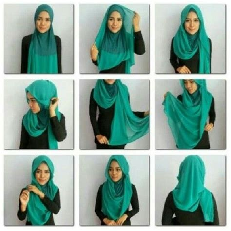 tutorial pashmina ootd radiusite hijab tutorial tudung instant nice